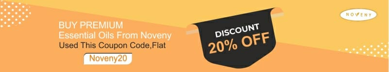 Coupon 20 % Off Noveny